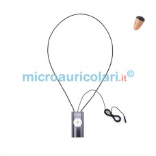 Micro auricolare VIP Pro Mini con collana bluetooth