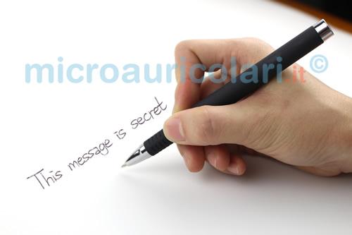 Scrivere con la penna bluetooth